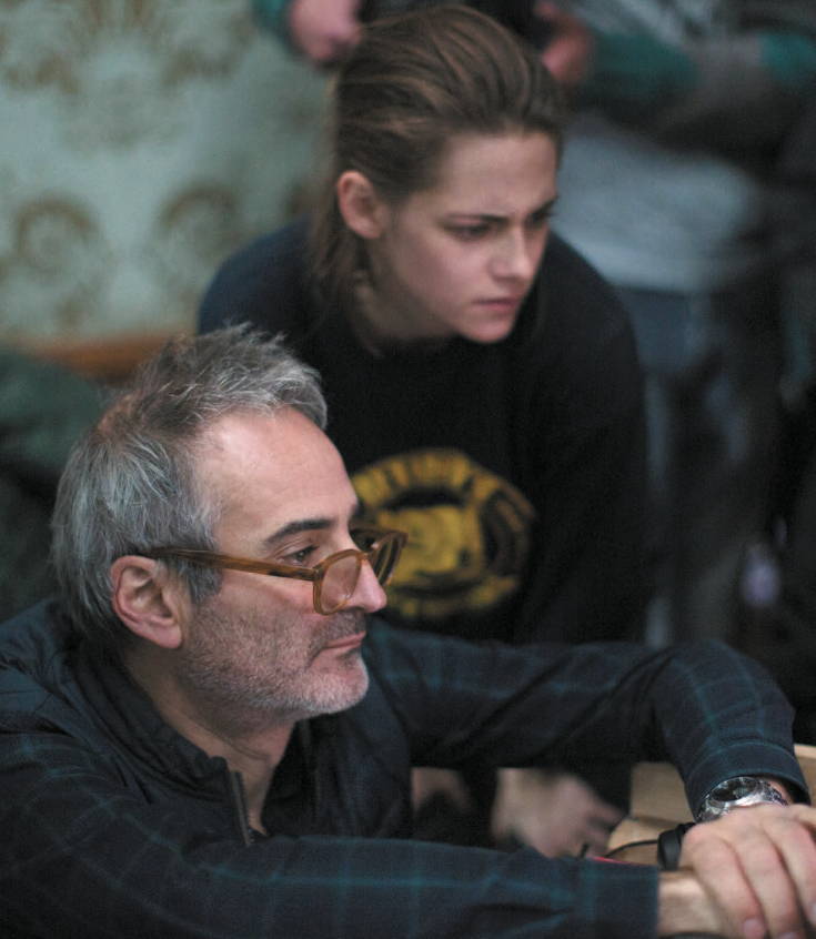 INTERVIEW MIT OLIVIER ASSAYAS