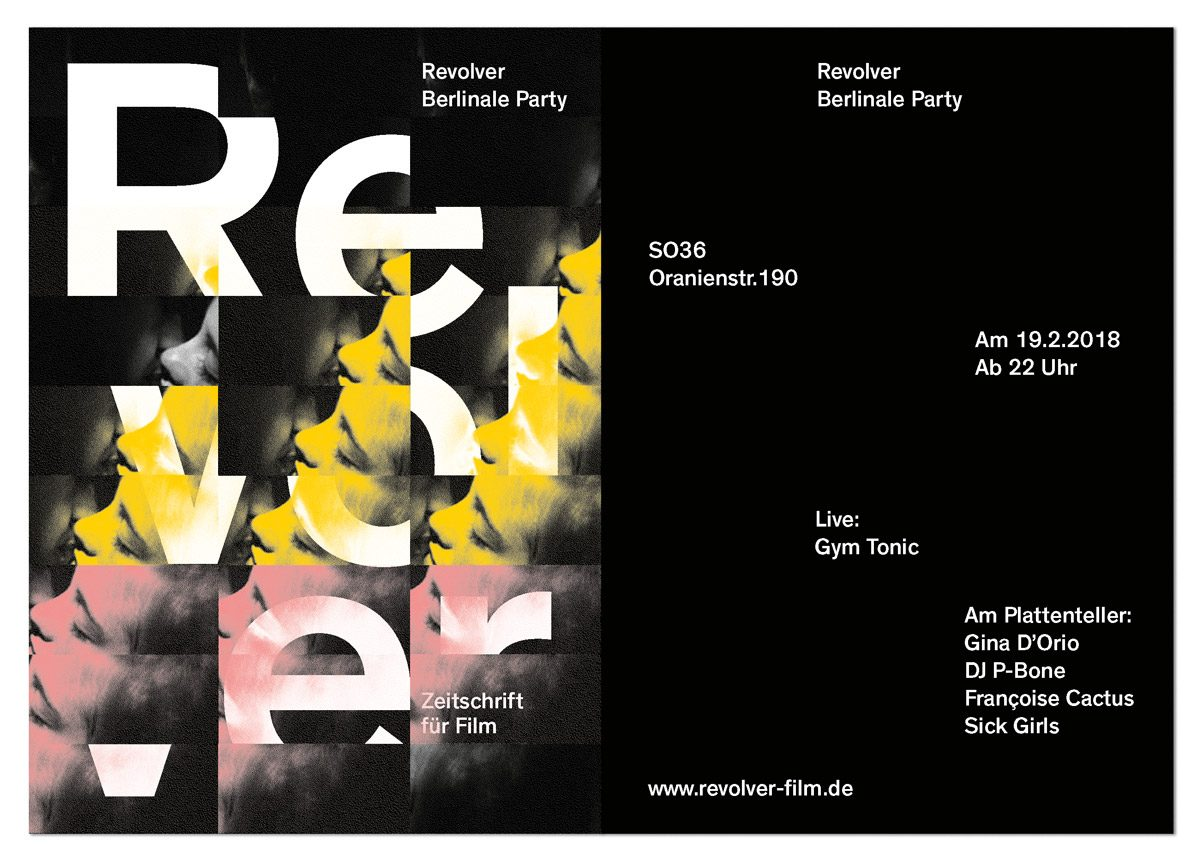 REVOLVER BERLINALE PARTY