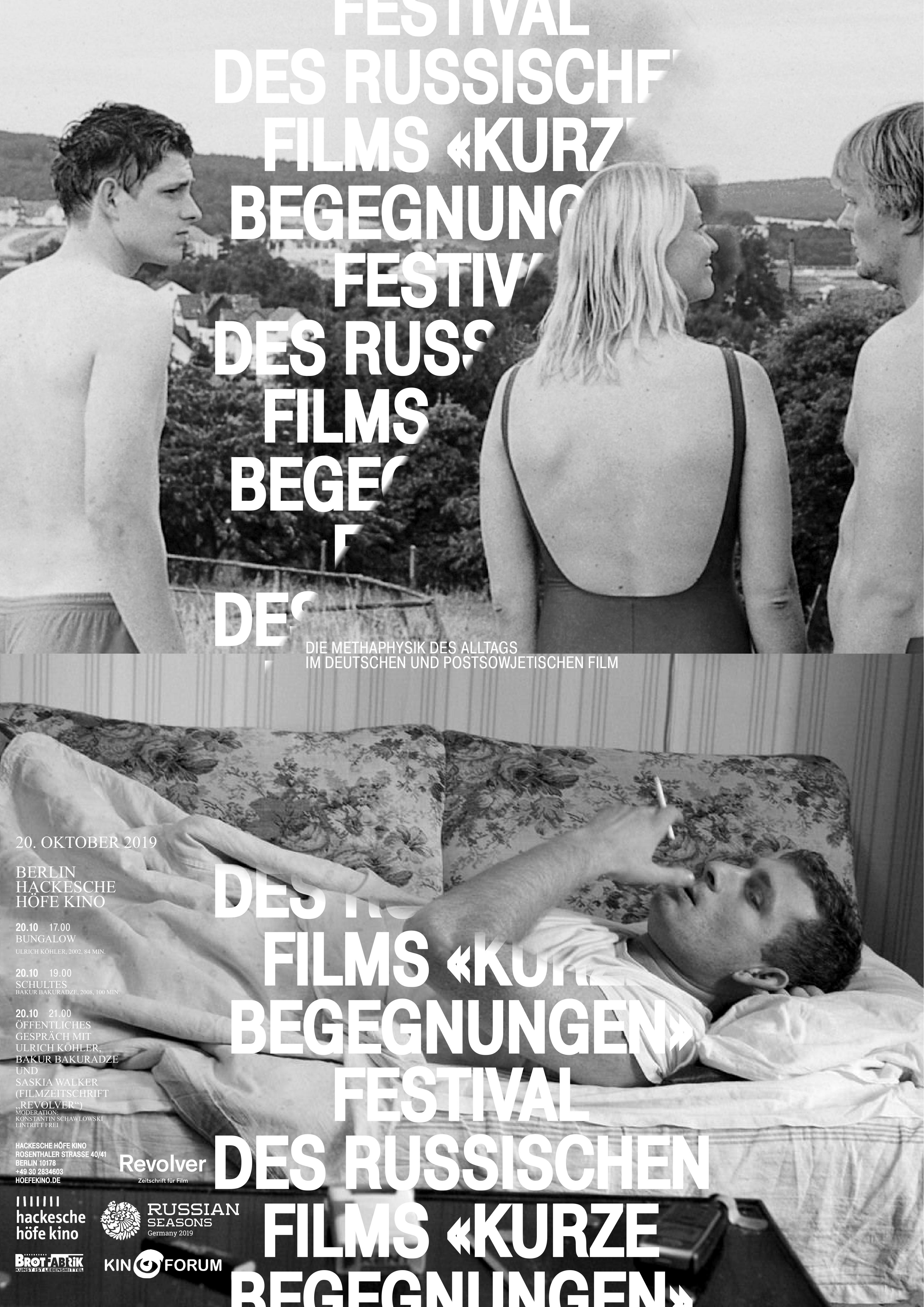 Festival Des Russischen Films
